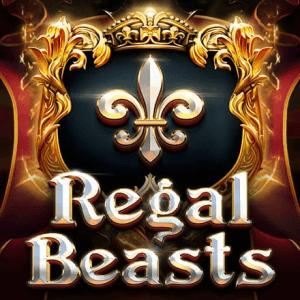 Regal Beasts logo achtergrond