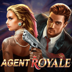 Agent Royale logo achtergrond