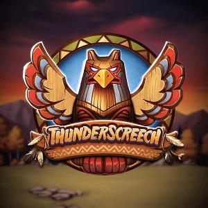 Thunder Screech logo achtergrond