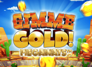 Gimme Gold! Megaways logo review