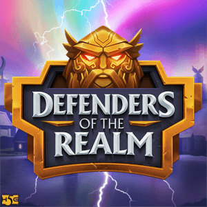 Defenders Of The Realm logo achtergrond