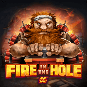 Fire In The Hole xBomb logo achtergrond