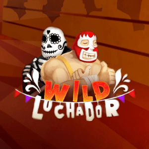 Wild Luchador side logo review