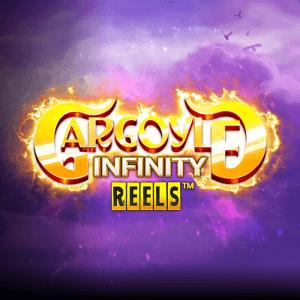 Gargoyle Infinity Reels logo achtergrond
