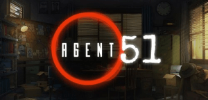 Agent 51 side logo review