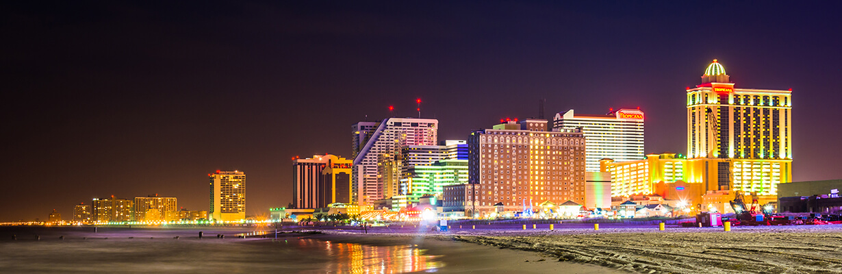 Atlantic City Casino CS Sloop