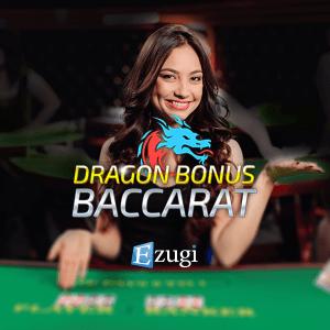 Baccarat Dragon Bonus logo achtergrond