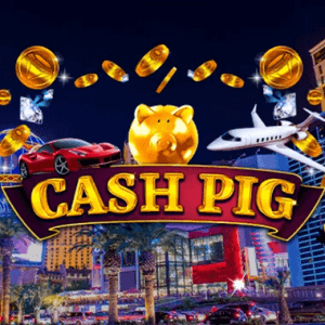 Cash Pig logo review