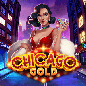 Chicago Gold side logo review