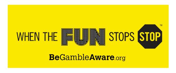 GambleAware CS