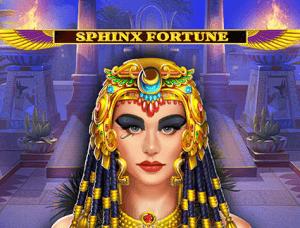 Sphinx Fortune logo achtergrond