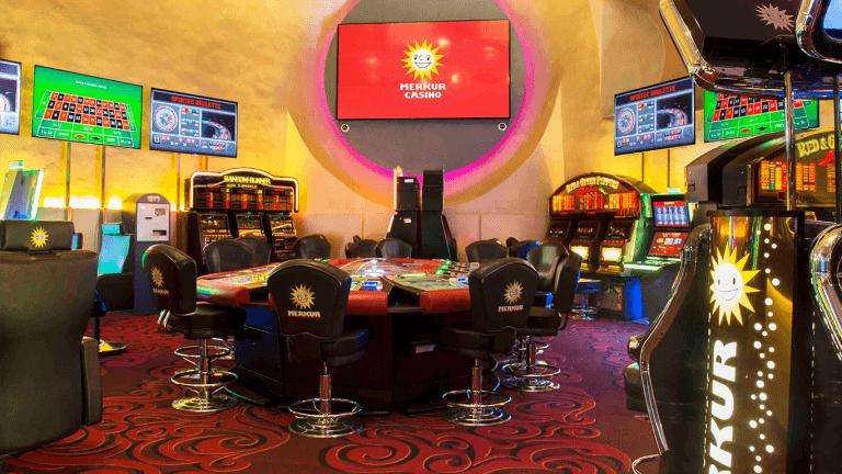 Merkur Casino Screenshot 2
