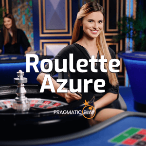 Roulette Azure logo achtergrond