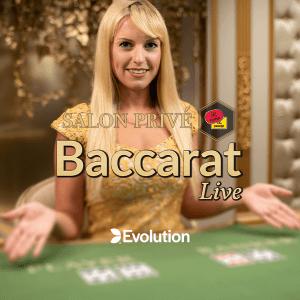 Salon Prive Baccarat