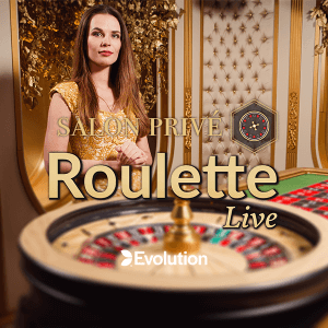 Salon Prive Roulette