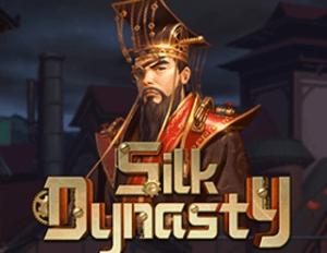 Silk Dynasty logo achtergrond
