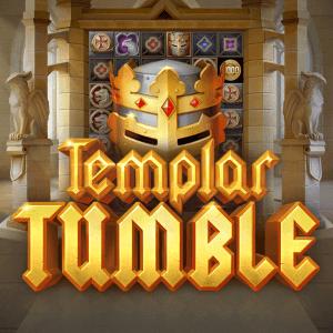 Templar Tumble logo achtergrond