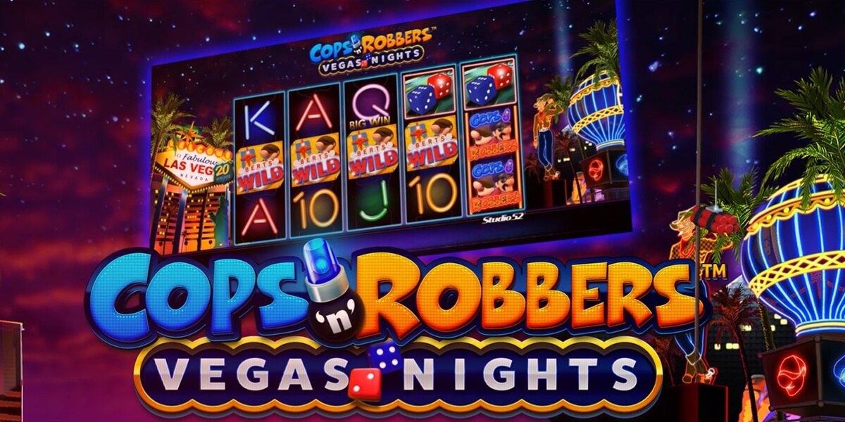 Vegas Nights Cops n Robbers CS 2