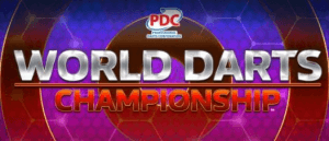 World Darts Championship side logo review