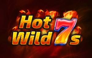 Hot Wild 7s logo achtergrond