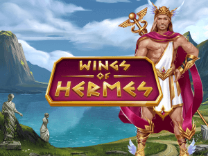 Wings Of Hermes logo achtergrond