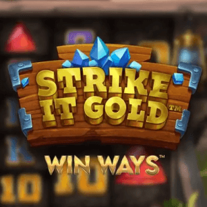 Strike It Gold Win Ways