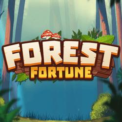 Forest Fortune logo achtergrond