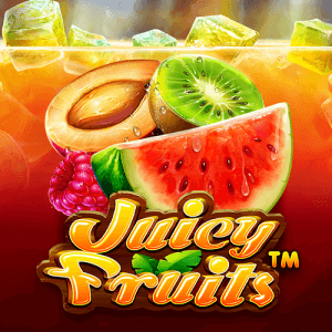 Juicy Fruits side logo review
