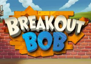 Breakout Bob logo achtergrond