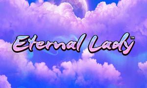 Eternal Lady logo achtergrond