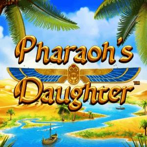 Pharaoh's Daughter logo achtergrond