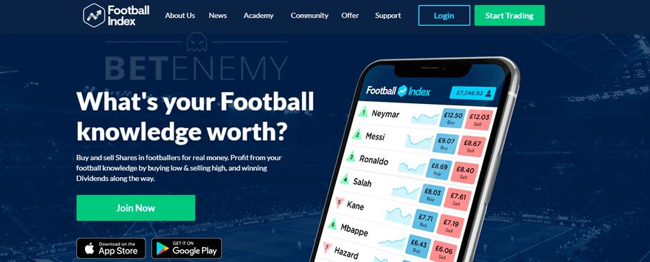 Football Index Crash CS 2