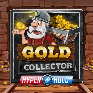 Gold Collector logo achtergrond