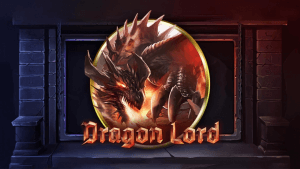 Dragon Lord logo achtergrond