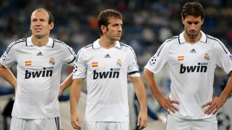 Real Madrid Nederlanders CS