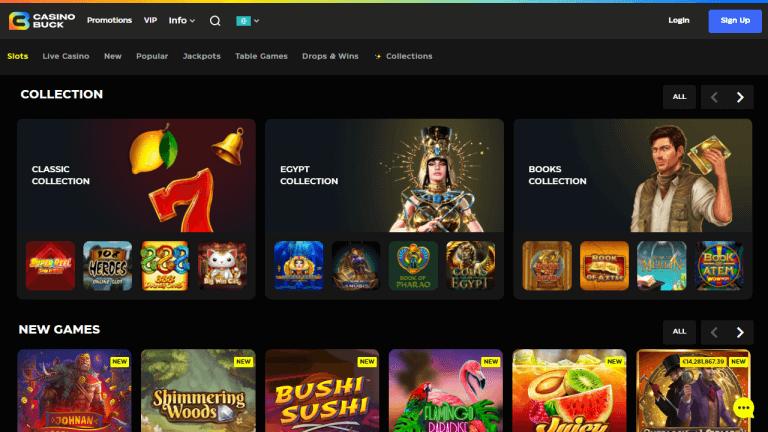 Casino Buck Screenshot 2