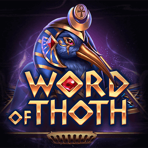 Word Of Thoth logo achtergrond