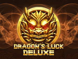 Dragon's Luck Deluxe logo review
