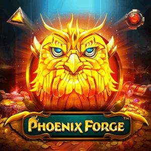 Phoenix Forge logo achtergrond