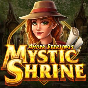 Mystic Shrine logo achtergrond