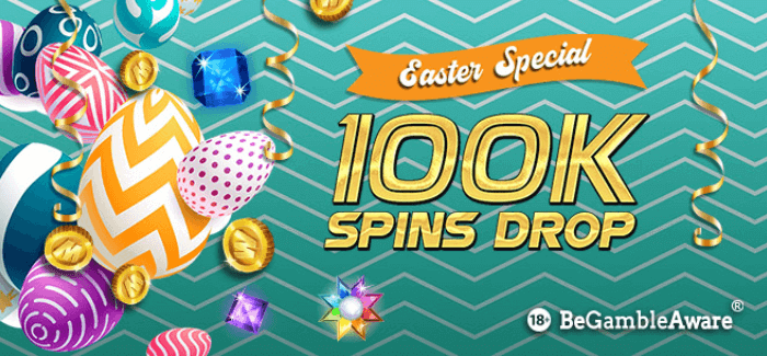 Easter Special 100k Spins CS