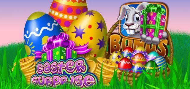 Easter Surprise CS Playtech