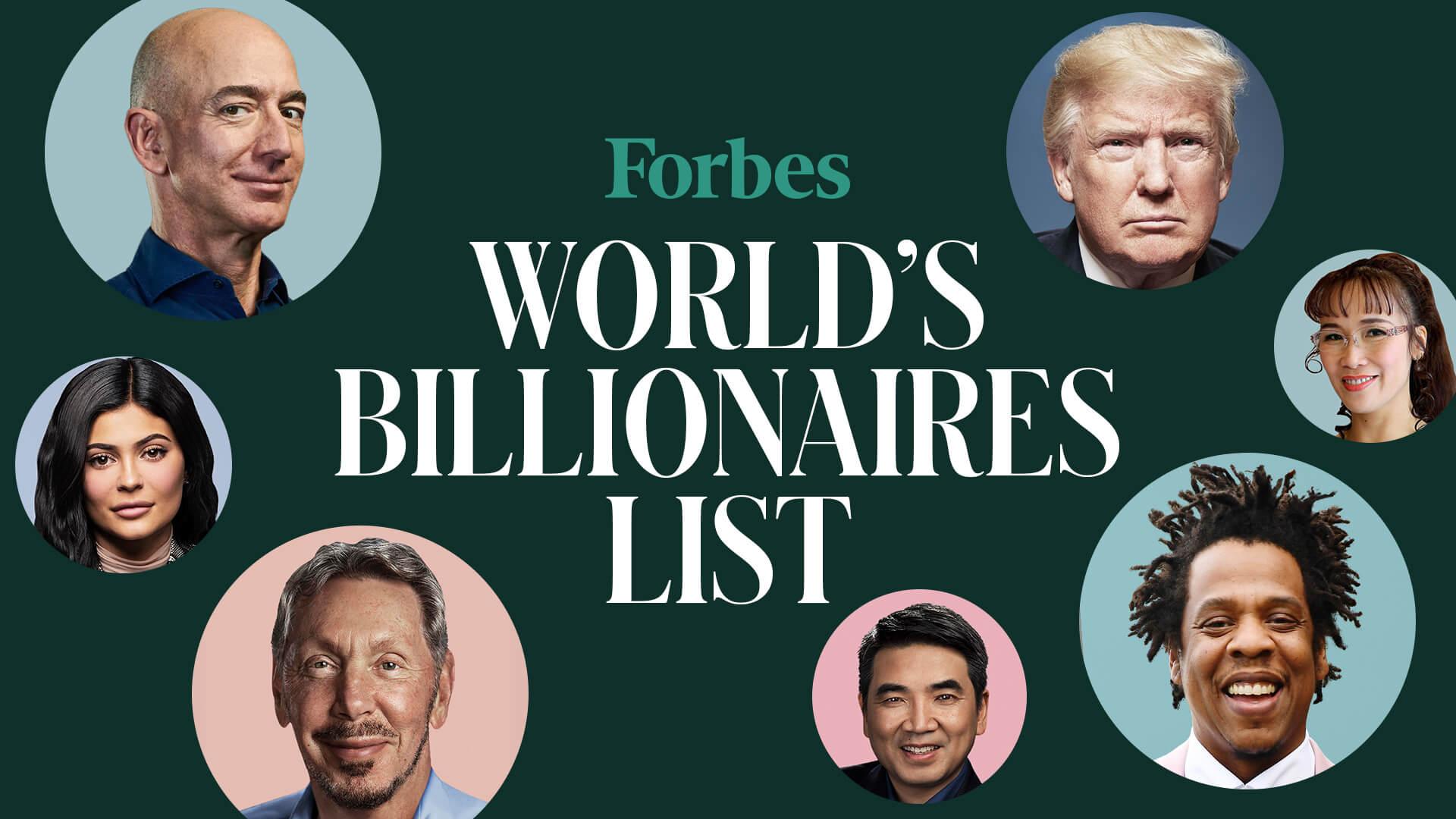 Forbes Rijkenlijst CS