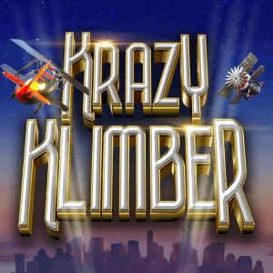 Krazy Klimber logo achtergrond