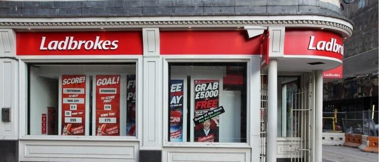 Ladbrokes Betting Shop CS