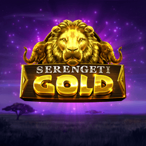 Serengeti Gold logo review