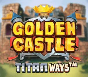 Golden Castle Titanways logo achtergrond
