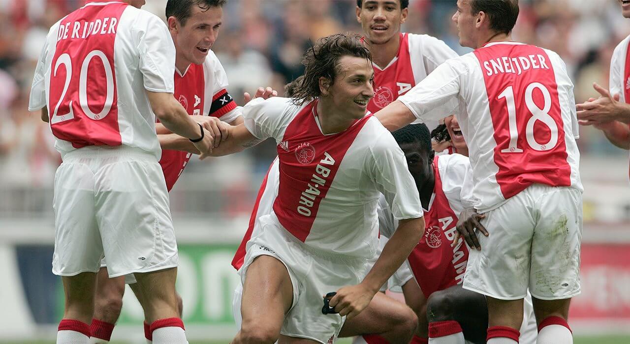 Zlatan Ajax CS