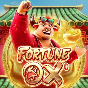 Fortune Ox logo achtergrond
