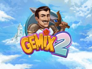 Gemix 2 logo achtergrond